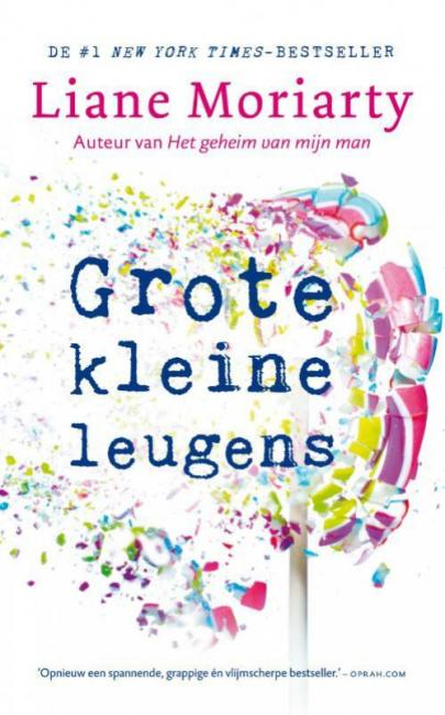 Book cover Grote kleine leugens