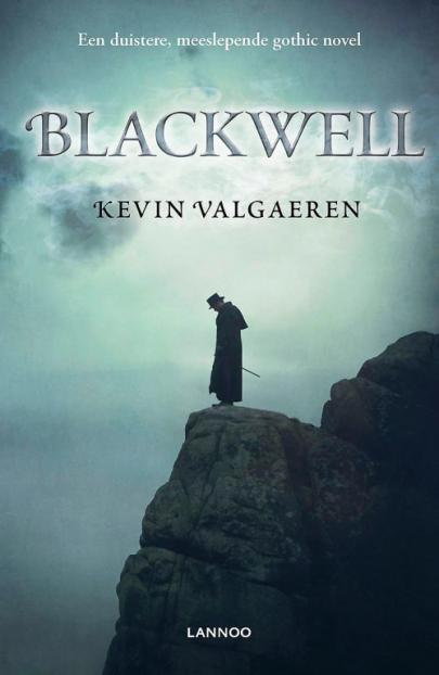 Book cover Blackwell