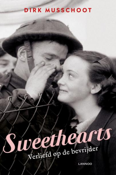 Book cover Sweethearts