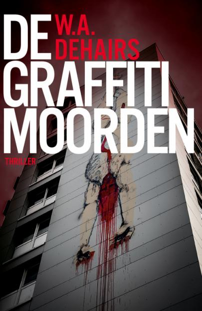 Book cover De Graffitimoorden