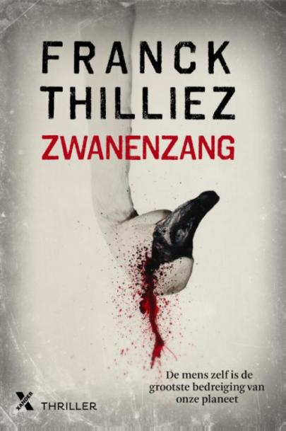 Book cover Zwanenzang