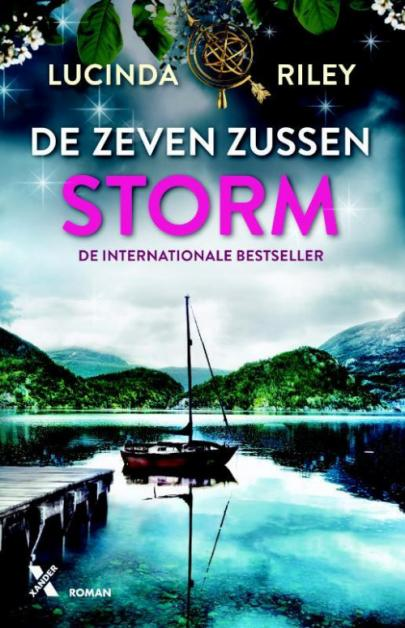 Book cover Storm