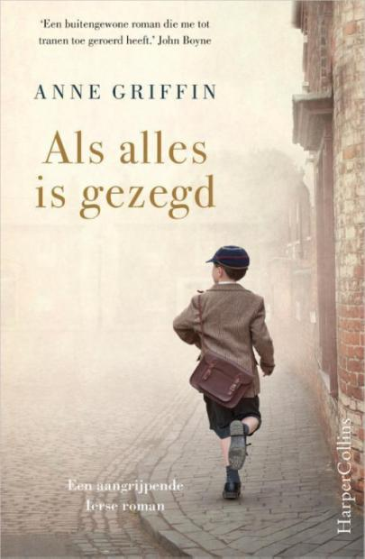 Book cover Als alles is gezegd