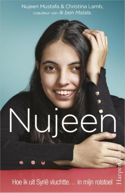 Book cover Nujeen