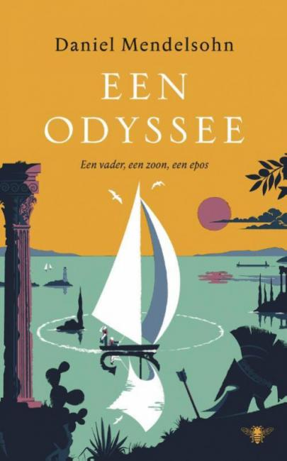 Book cover Een Odyssee