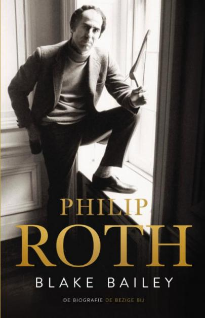 Book cover Philip Roth