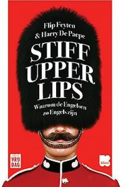 Book cover Stiff upper lips