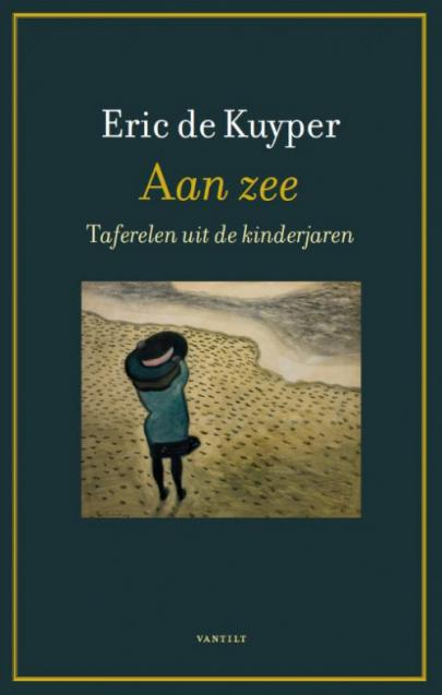 Book cover Aan zee