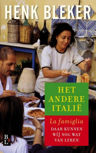 Book cover Het andere Italie