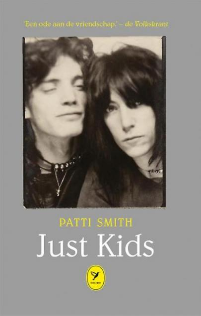Book cover Just kids