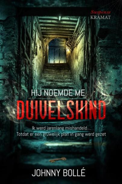 Book cover Hij noemde me duivelskind