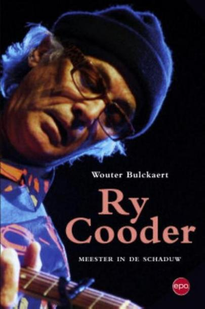 Book cover Ry Cooder
