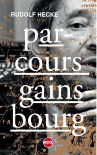 Book cover Parcours Gainsbourg