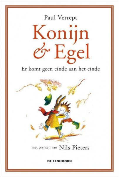Book cover Konijn & Egel