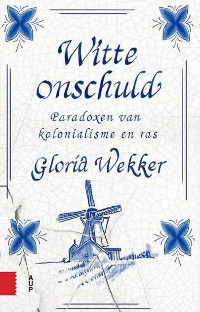 Book cover Witte onschuld