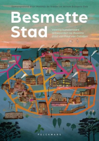 Book cover Besmette Stad