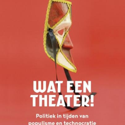 Book cover Wat een theater!