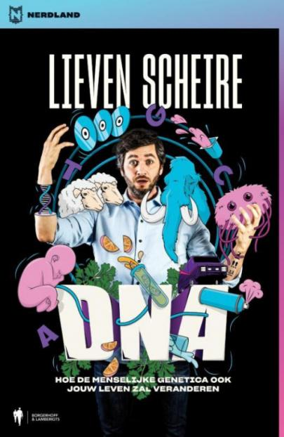Book cover DNA