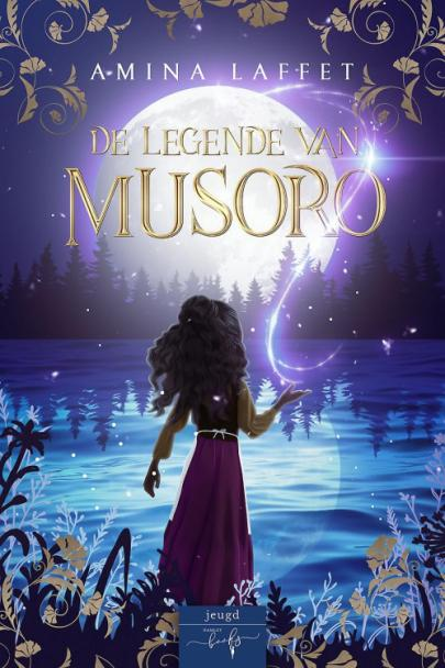 Book cover De legende van Musoro