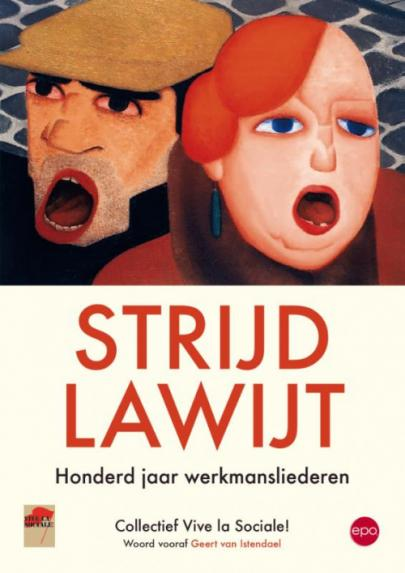 Book cover Strijdlawijt