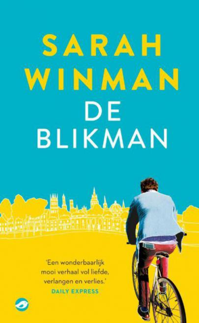 Book cover De blikman