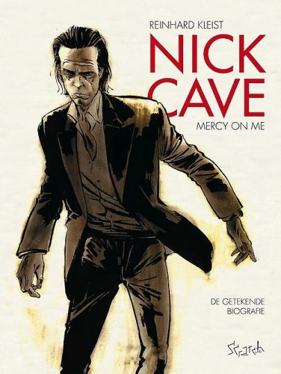 Book cover Nick Cave