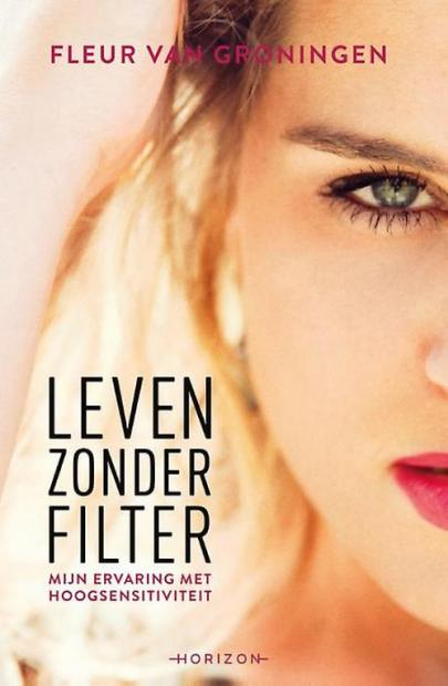 Book cover Leven zonder filter
