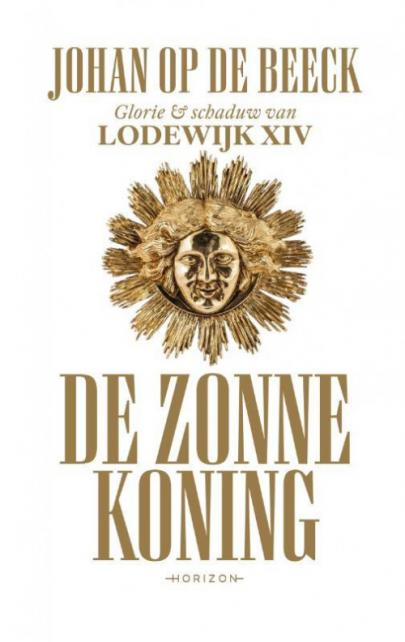 Book cover De Zonnekoning