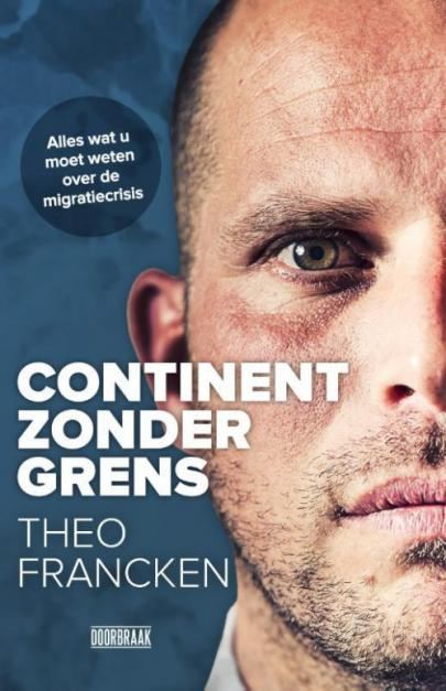 Book cover Continent zonder grens