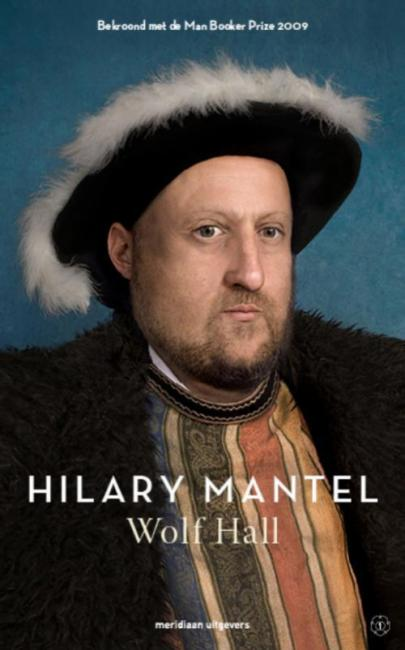Book cover Wolf Hall
